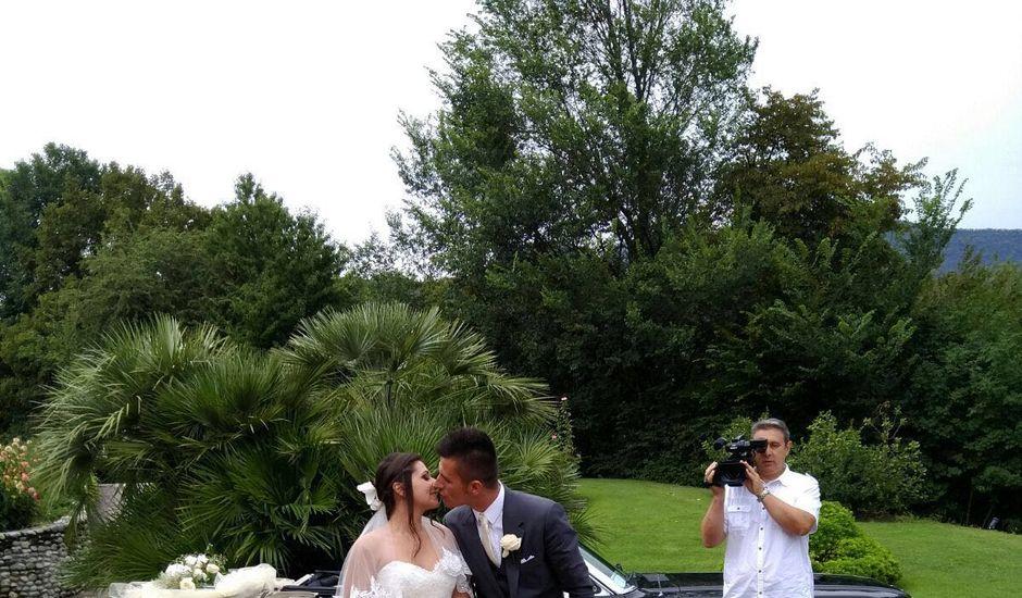 Il matrimonio di Renato e Catalina a Iseo, Brescia
