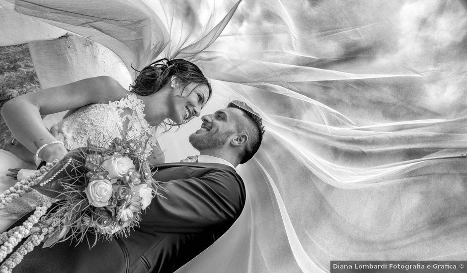 Il matrimonio di Mattia e Antonietta a Ceto, Brescia