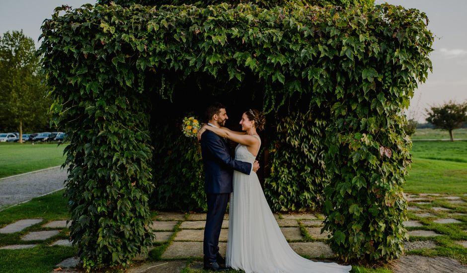 Il matrimonio di Egidio e Camilla a Pozzuolo Martesana, Milano