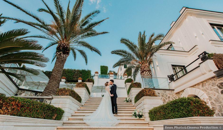 Il matrimonio di Raffaele e Valentina a Bacoli, Napoli