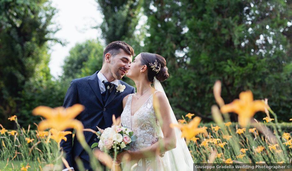Il matrimonio di Alex e Anthea a Mantova, Mantova
