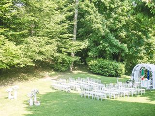 Le nozze di Andreea e Nicolò 1