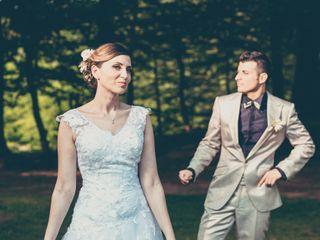 Le nozze di Andreea e Nicolò