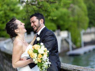 Le nozze di Melaniè e Marco