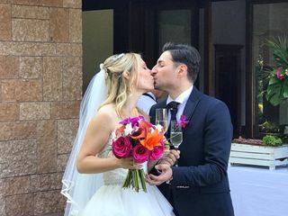 Le nozze di Astrid e Calogero