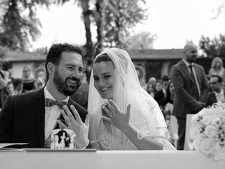 Le nozze di Mariagrazia e Davide