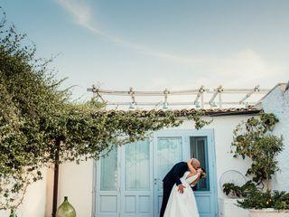 Le nozze di Dalila e Michele