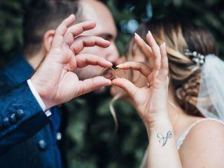 Le nozze di Erica e Giuseppe