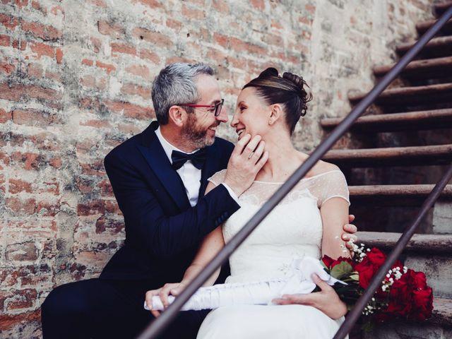 Le nozze di Anna e Silvio