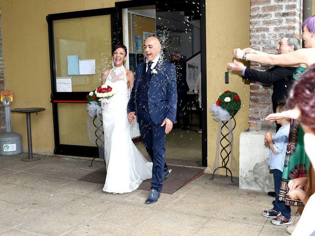 Il matrimonio di Aldo e Anna a Buccinasco, Milano 17