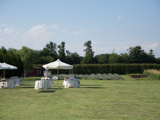 Il matrimonio di Tiziano e Arianna a Fagnano Olona, Varese 25