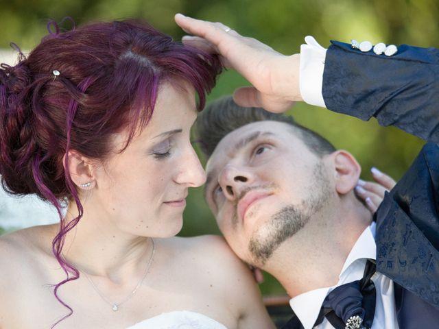 Il matrimonio di Tiziano e Arianna a Fagnano Olona, Varese 32