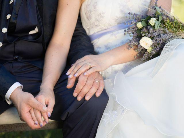 Il matrimonio di Tiziano e Arianna a Fagnano Olona, Varese 34
