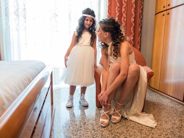 Il matrimonio di Aldo e Federica a Caramanico Terme, Pescara 12