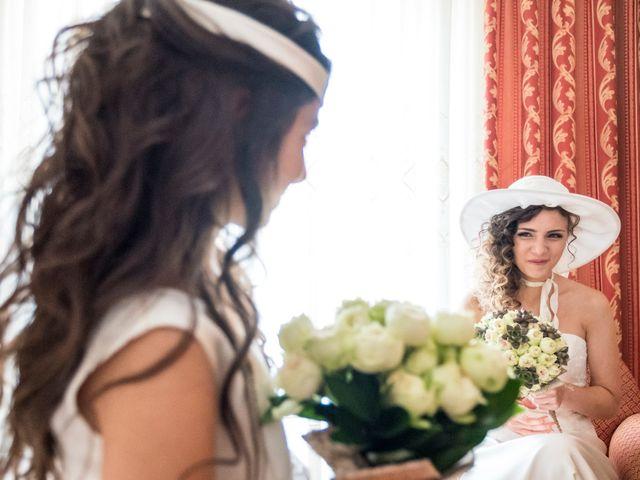 Il matrimonio di Aldo e Federica a Caramanico Terme, Pescara 16