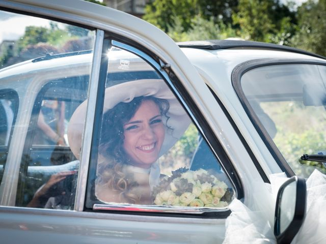 Il matrimonio di Aldo e Federica a Caramanico Terme, Pescara 18