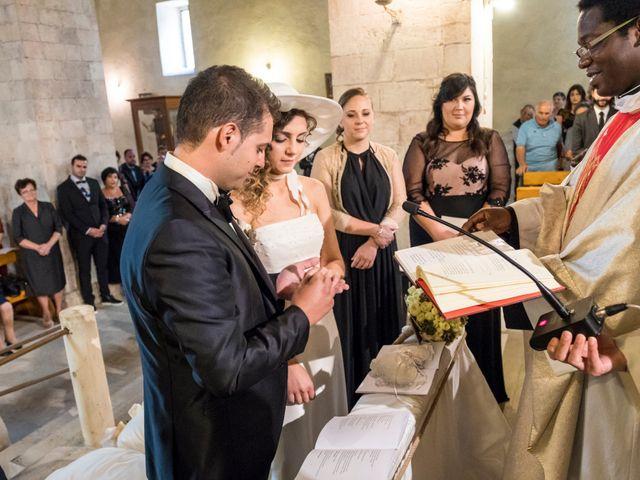 Il matrimonio di Aldo e Federica a Caramanico Terme, Pescara 22