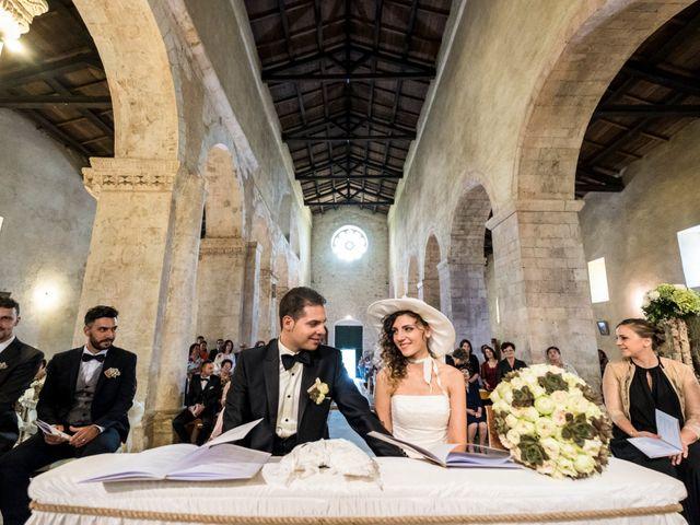 Il matrimonio di Aldo e Federica a Caramanico Terme, Pescara 24