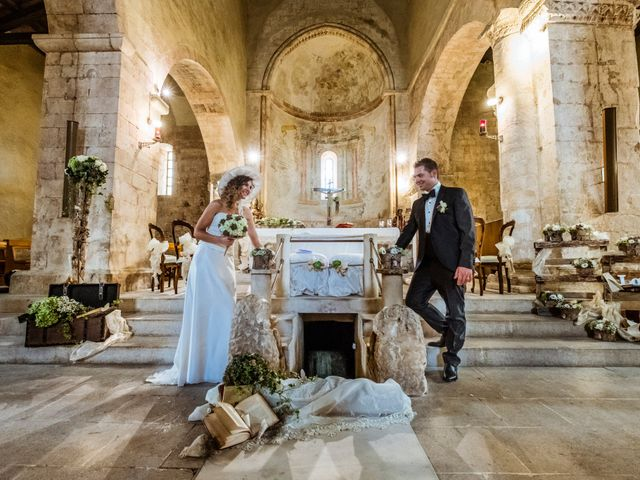 Il matrimonio di Aldo e Federica a Caramanico Terme, Pescara 25