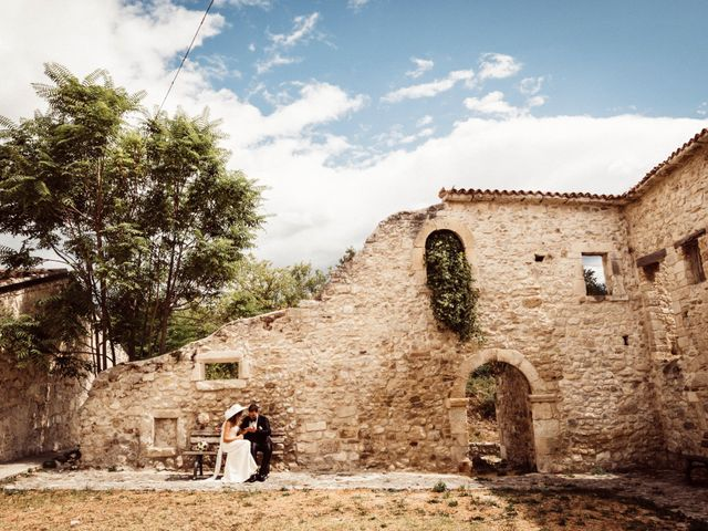 Il matrimonio di Aldo e Federica a Caramanico Terme, Pescara 27