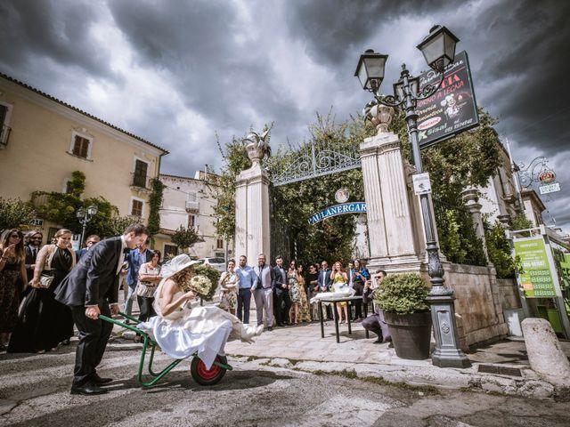 Il matrimonio di Aldo e Federica a Caramanico Terme, Pescara 29