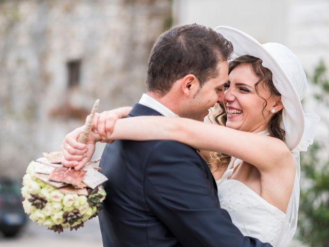 Il matrimonio di Aldo e Federica a Caramanico Terme, Pescara 32