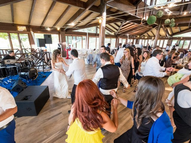 Il matrimonio di Aldo e Federica a Caramanico Terme, Pescara 38