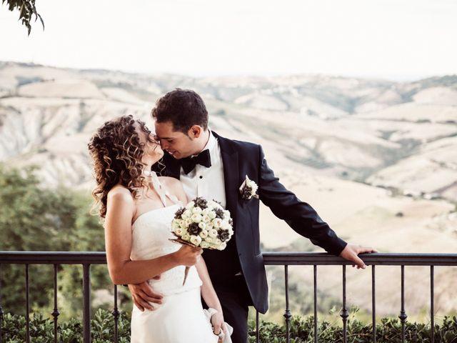 Il matrimonio di Aldo e Federica a Caramanico Terme, Pescara 39