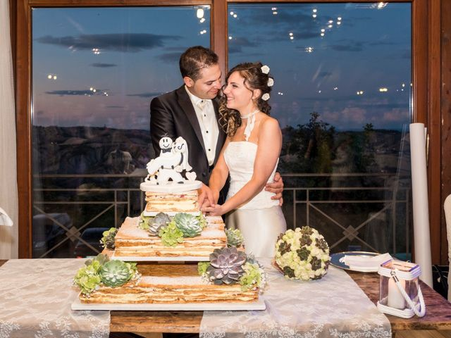 Il matrimonio di Aldo e Federica a Caramanico Terme, Pescara 45