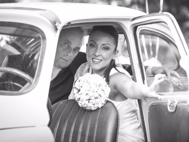 Il matrimonio di Marco e Chiara a Alatri, Frosinone 18