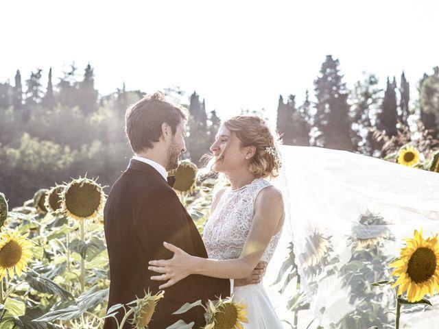 Le nozze di Letizia e Mattia