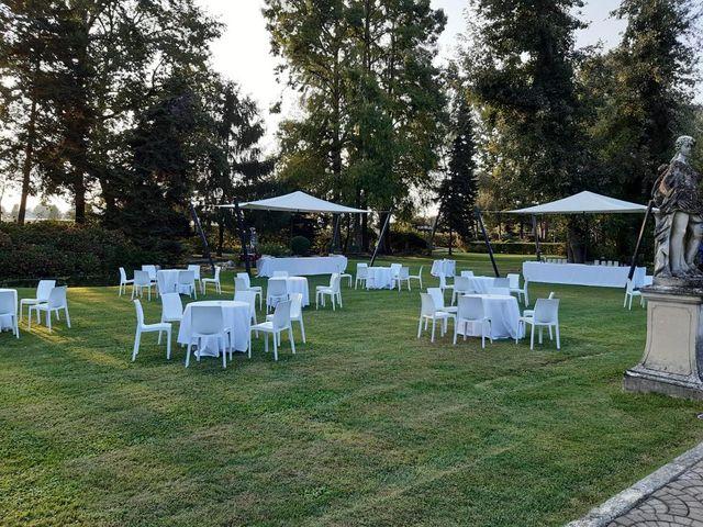 Il matrimonio di Davide e Mariagrazia a Ripalta Cremasca, Cremona 11