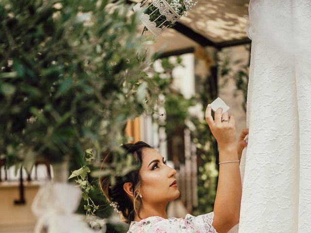 Il matrimonio di Michele e Dalila a Conversano, Bari 3