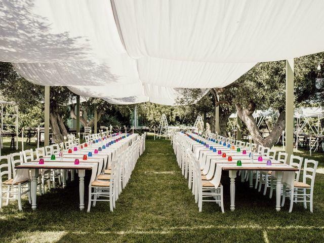 Il matrimonio di Michele e Dalila a Conversano, Bari 8