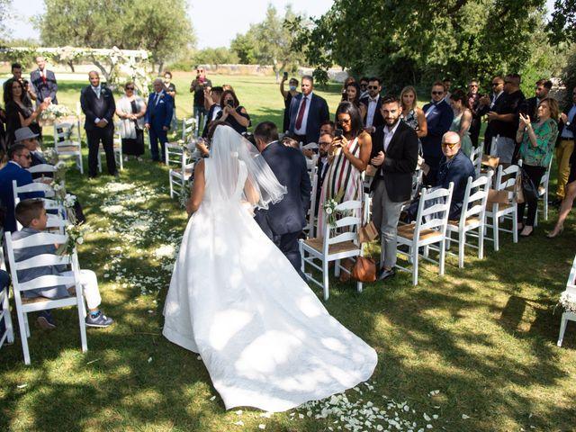 Il matrimonio di Michele e Dalila a Conversano, Bari 17