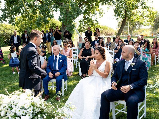 Il matrimonio di Michele e Dalila a Conversano, Bari 20