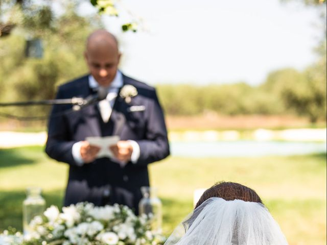 Il matrimonio di Michele e Dalila a Conversano, Bari 21