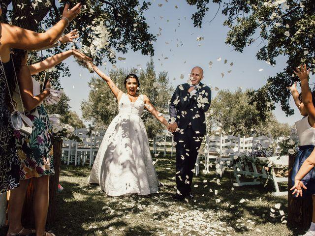 Il matrimonio di Michele e Dalila a Conversano, Bari 22