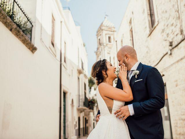 Il matrimonio di Michele e Dalila a Conversano, Bari 31