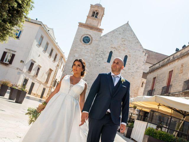 Il matrimonio di Michele e Dalila a Conversano, Bari 35