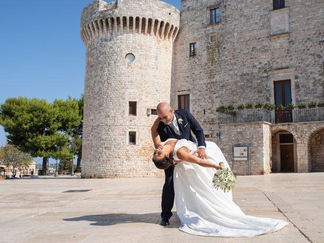 Il matrimonio di Michele e Dalila a Conversano, Bari 36