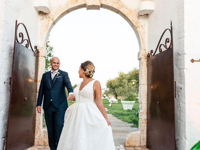 Il matrimonio di Michele e Dalila a Conversano, Bari 51