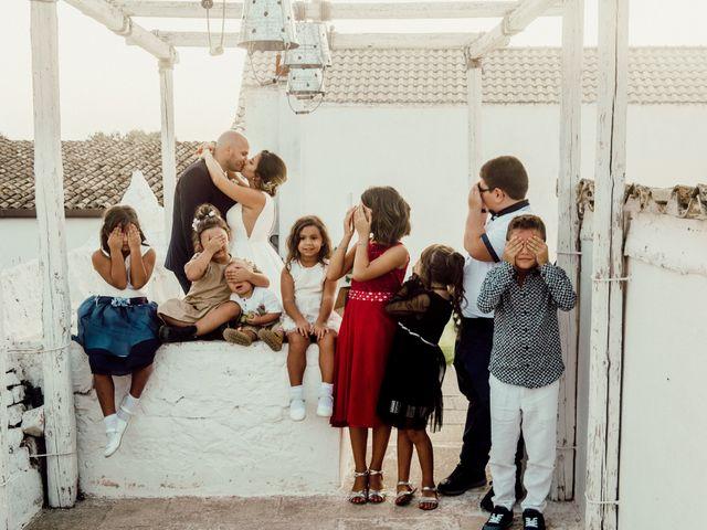 Il matrimonio di Michele e Dalila a Conversano, Bari 53