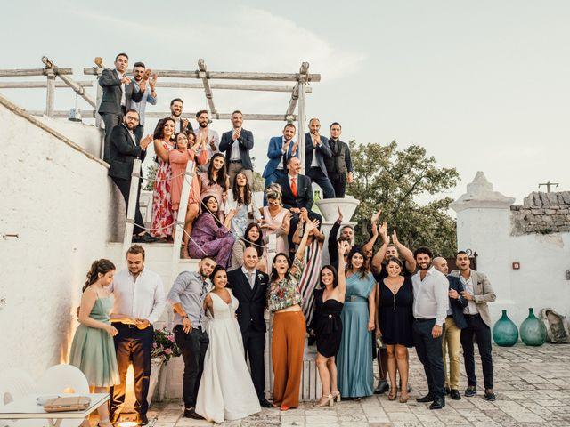 Il matrimonio di Michele e Dalila a Conversano, Bari 54