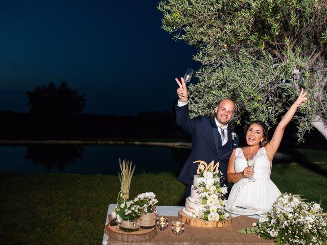 Il matrimonio di Michele e Dalila a Conversano, Bari 57