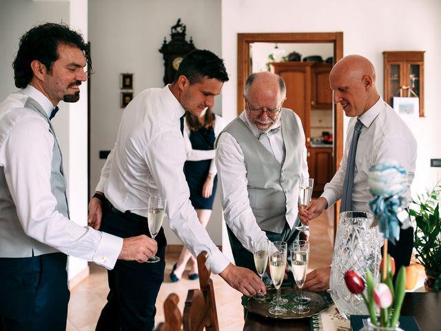 Il matrimonio di Mauro e Sarah a Arenzano, Genova 14