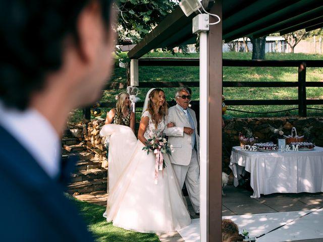Il matrimonio di Mauro e Sarah a Arenzano, Genova 36