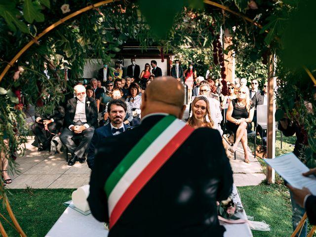 Il matrimonio di Mauro e Sarah a Arenzano, Genova 41