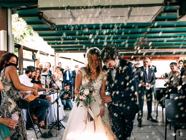 Il matrimonio di Mauro e Sarah a Arenzano, Genova 46