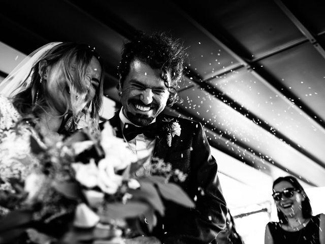 Il matrimonio di Mauro e Sarah a Arenzano, Genova 47